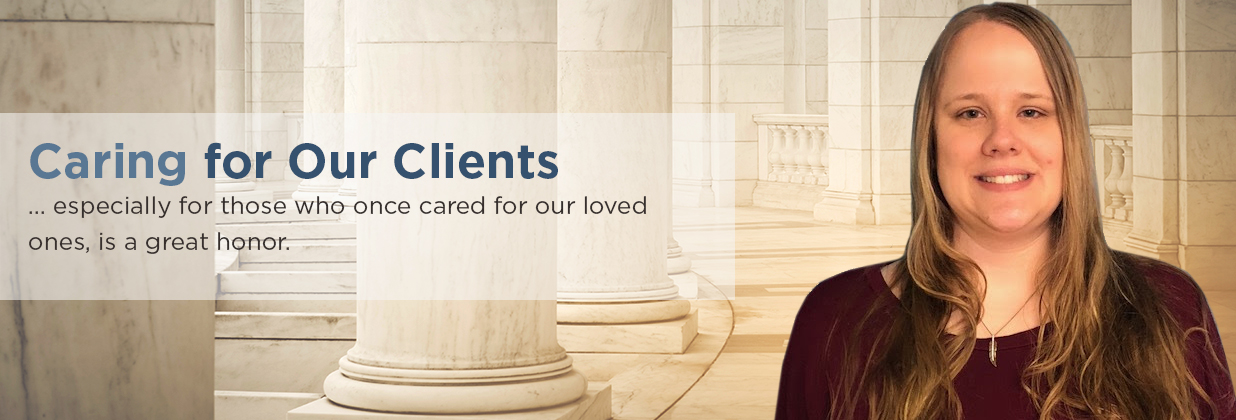 Scott Bloom Law Paralegal Caitlyn Staats