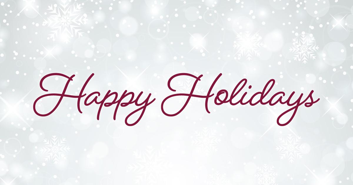 Scott Bloom Law 2018 Happy Holidays 2018