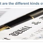 Scott Bloom Law - What are the different kinds of wills?